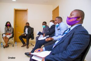 Ondo State Entrepreneurship Agency, ONDEA held her first Excos meeting for year 2021